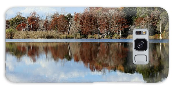 Reflections Of Color Galaxy Case by Debra Forand