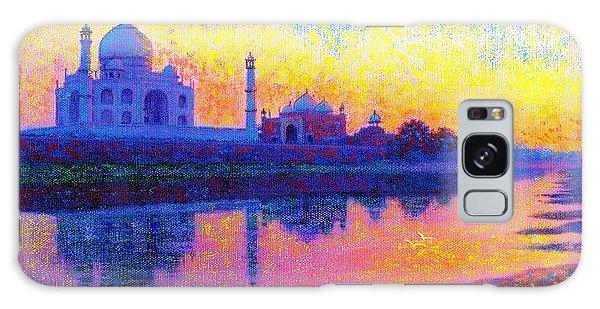 Taj Mahal, Reflections Of India Galaxy Case