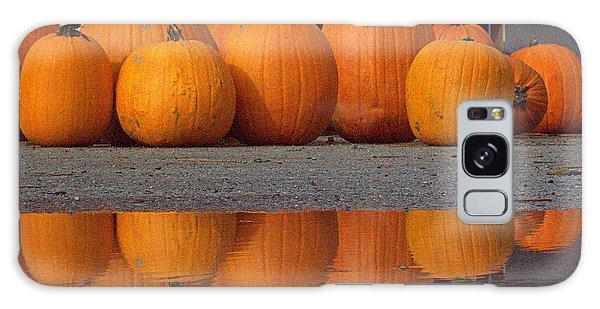 Reflections Of Pumpkin Galaxy Case