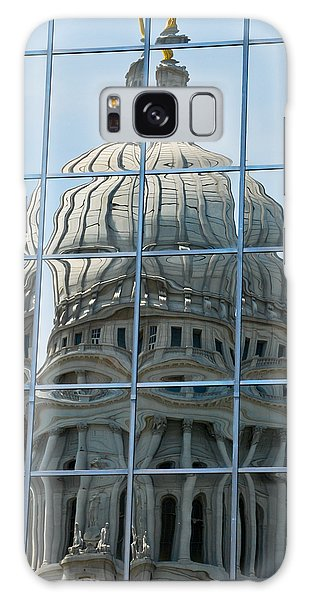 Reflections Of The Capitol Galaxy Case