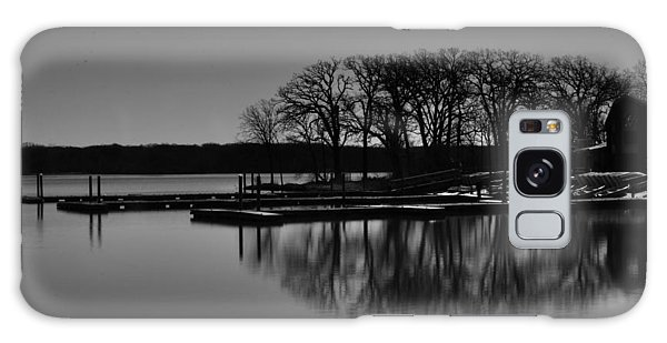 Reflections Of Water Galaxy Case by Miguel Winterpacht