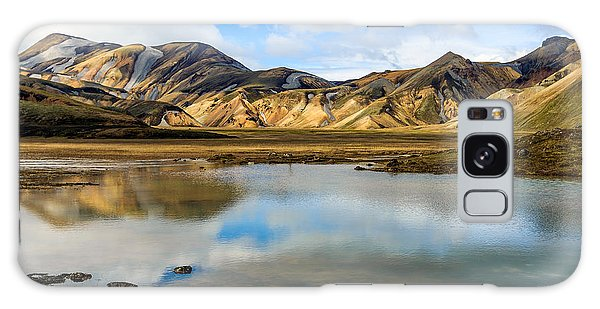 Reflections On Landmannalaugar Galaxy Case
