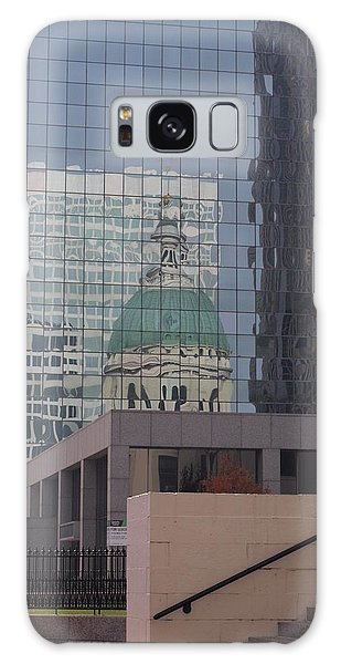 St Louis Mo Galaxy Case - Reflections On The Past by Joshua House