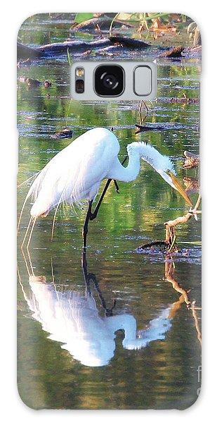 Reflections On Wildwood Lake Galaxy Case