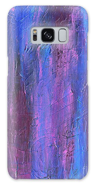 Reflections Galaxy Case by Roz Abellera Art