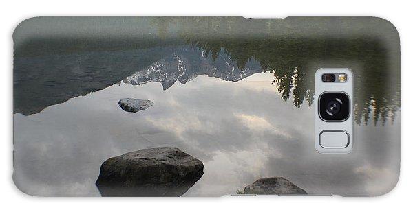 Reflections Two Jacks Lake Galaxy Case