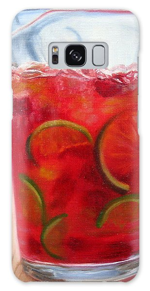 Refreshing Galaxy Case by LaVonne Hand