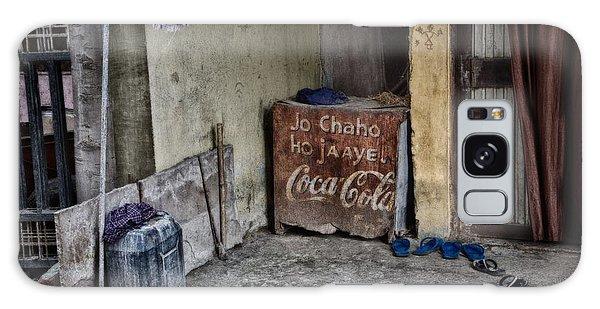 Refreshments Galaxy Case by John Hoey