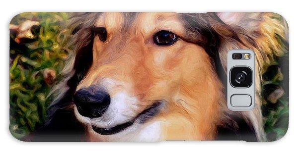Regal Shelter Dog Galaxy Case