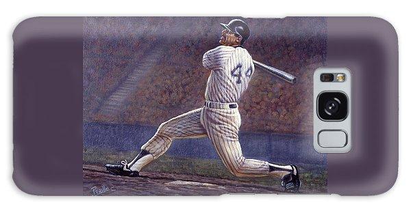 Los Angeles Dodgers Galaxy S8 Case - Reggie Jackson by Gregory Perillo