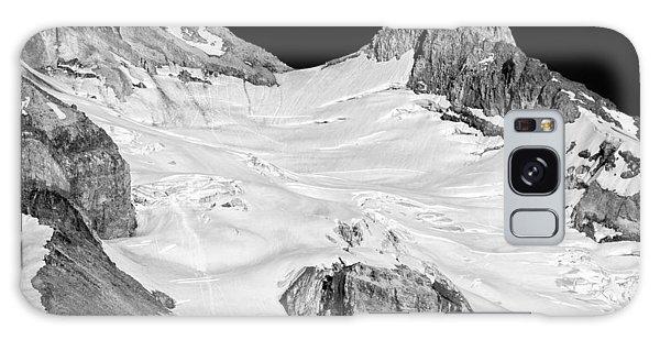 Reid Glacier And Illumination Rock Galaxy Case