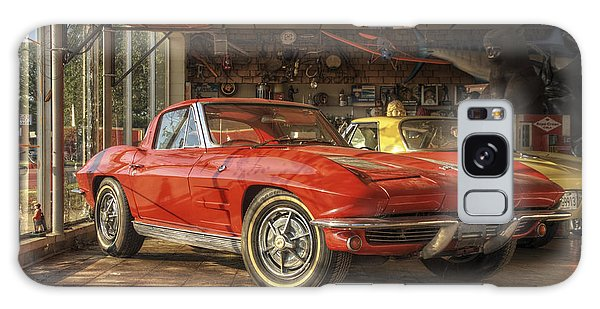 Relics Of History - Corvette - Elvis - Nehi Galaxy Case