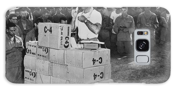Communion Galaxy Case - Religion In War by Underwood Archives