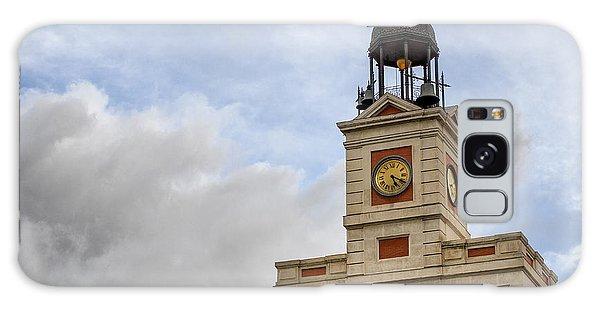 Reloj De Gobernacion 1 Galaxy Case