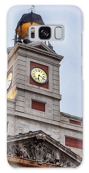 Reloj De Gobernacion 2 Galaxy Case