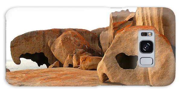 Remarkable Rocks Galaxy Case