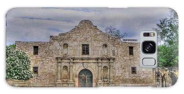 Remember The Alamo Galaxy Case