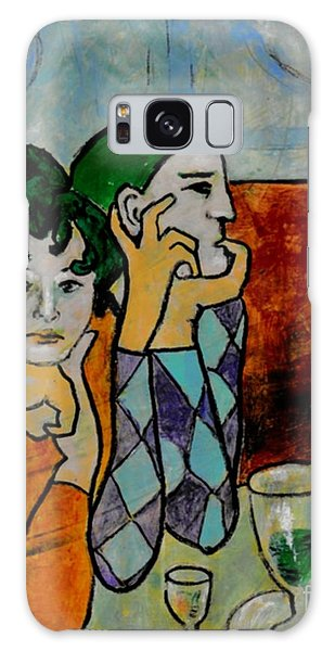Remembering Picasso Galaxy Case by P J Lewis