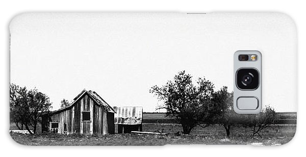 Remnants Of The Dust Bowl Galaxy Case by Lon Casler Bixby