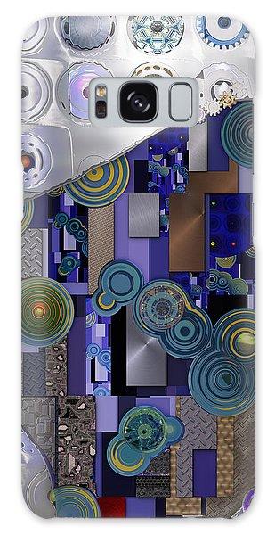 Remodern Dream Abstractor  Galaxy Case
