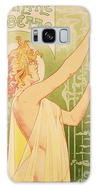 Bar Galaxy Case - Reproduction Of A Poster Advertising 'robette Absinthe' by Livemont