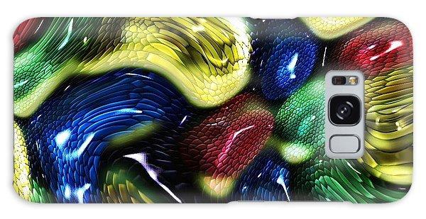 Reptile House Galaxy Case