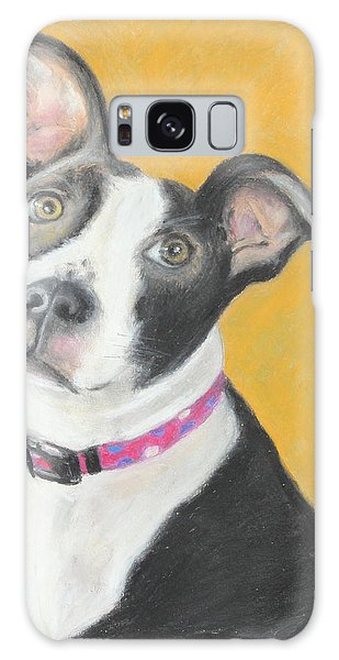 Rescued Pit Bull Galaxy Case by Jeanne Fischer