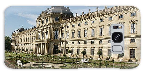 Residenz Wurzburg Galaxy Case