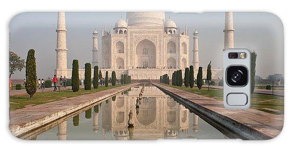 Resplendent Taj Mahal Galaxy Case