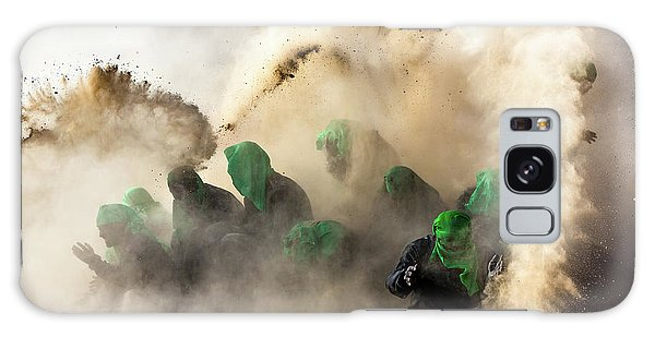 Scarf Galaxy Case - Resurrection-iv by Mohammadreza Momeni