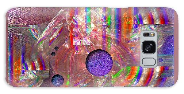 Retro Galaxy Case by Alexa Szlavics