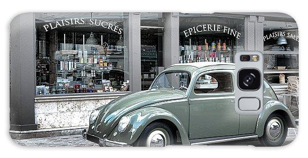 Volkswagen Galaxy Case - Retro Beetle by Olivier Le Queinec