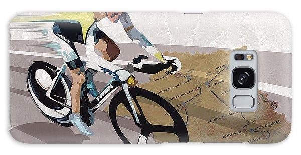Retro Contador Poster El Pistolero Galaxy Case