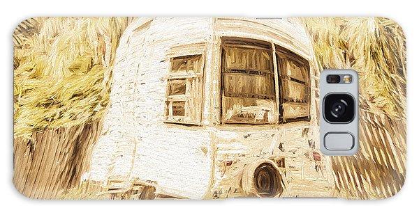 Caravan Galaxy Case - Retrod The Comic Caravan by Jorgo Photography - Wall Art Gallery