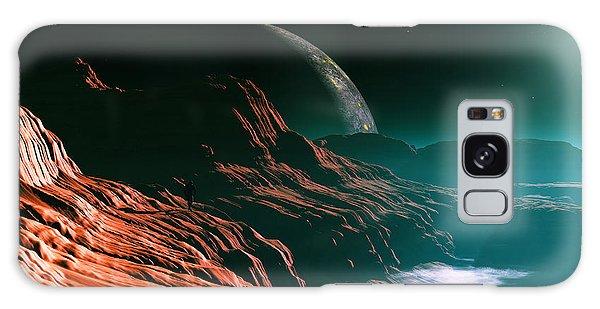 Returning... Galaxy Case by Tim Fillingim