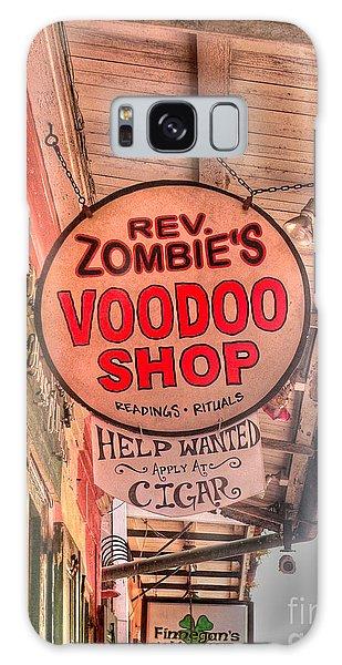 Voodoo Galaxy Case - Rev. Zombie's by David Bearden