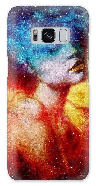 Texture Galaxy Case - Revelation by Mario Sanchez Nevado