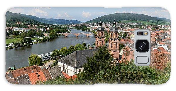 Rhine River Galaxy Case