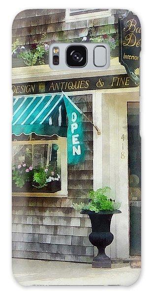 Rhode Island - Antique Shop Newport Ri Galaxy Case