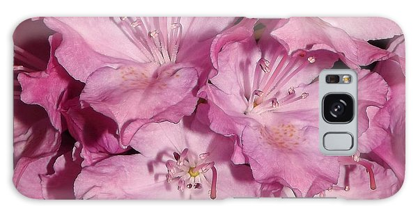 Rhododendron Bliss Galaxy Case