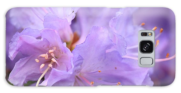 Rhododendron Flower Galaxy Case