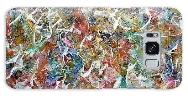 Rhythm And Blues Galaxy Case by Jim Whalen