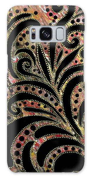 Rhythm Of Life Galaxy Case