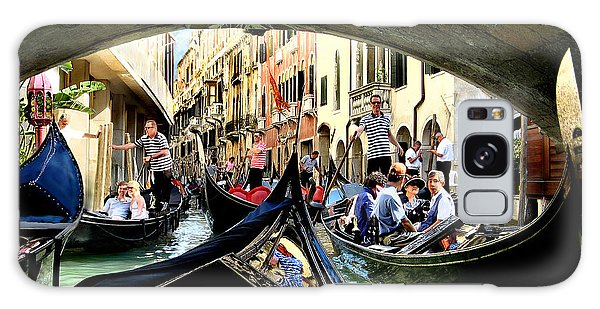Rhythm Of Venice Galaxy Case