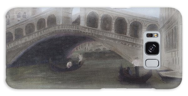 Rialto Bridge Galaxy Case