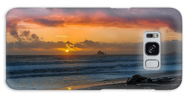 Rialto Sunset Galaxy Case