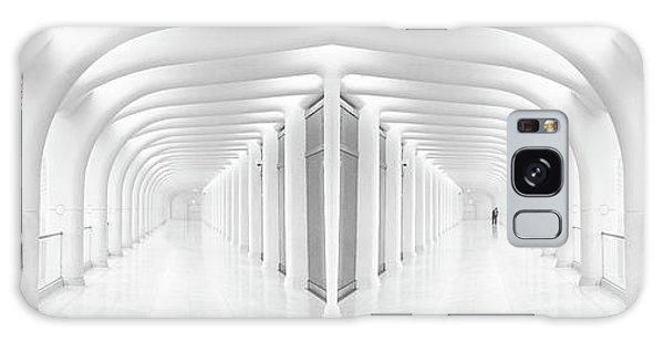 Figures Galaxy Case - Rib Cage by Tomer Eliash