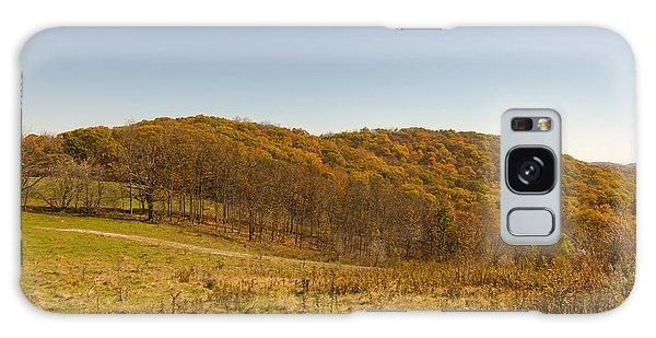 Rich Mountain Autumn Galaxy Case