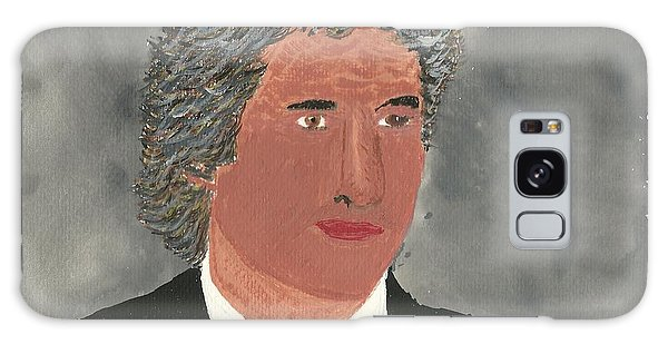 Richard Gere Galaxy Case by Tracey Williams