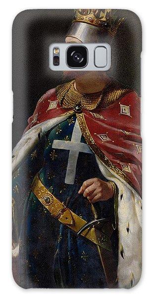 Portraiture Galaxy Case - Richard I The Lionheart by Merry Joseph Blondel